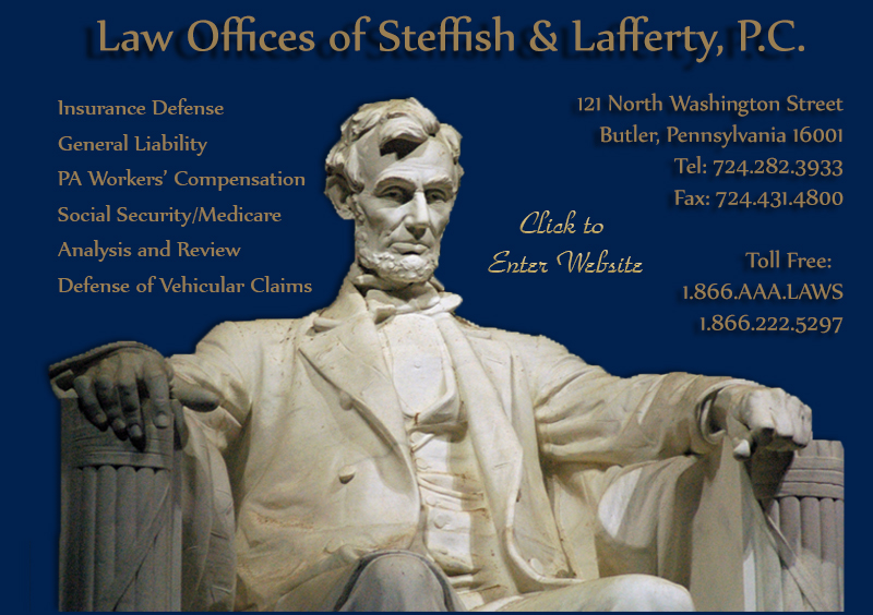 Law Offices of Steffish & Lafferty, 1-866-AAA-LAWS